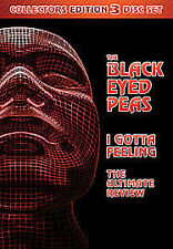 Black Eyed Peas - I Gotta Feeling - Ultimate Review (2010) 3 Disc DVD NEW/SEALED