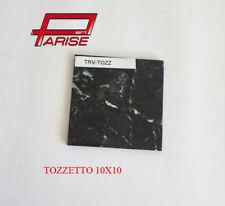 Tozzetto in gres porcellanato levigato pavimento rivestimento  piastrelle 10x10