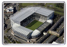St James Park Football Stadium Newcastle United Aerial image Fridge Magnet 01