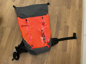 Adidas TERREX HB 40l Wanderrucksack wasserdicht orange schwarz NP:250€ WIE NEU