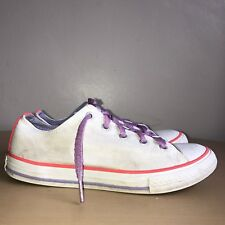 Converse Size 3.5 White Like-Tops All Stars