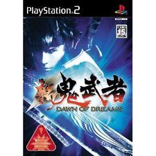 Used PS2 Shin Onimusha: Dawn of Dreams Japan Import