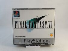 FINAL FANTASY VII 7 SONY PLAYSTATION 1 2 3 ONE PS1 PS2 PS3 PSX PAL EUR COMPLETO