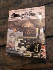 MILITARY GAZETTE NAVY EDITION / ARMY EDITION - AUDIO CASSETTE X 4
