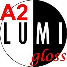 200 gsm LUMI GLOSS A2 (594 x 420) Printer Paper x 250 - LASER - DIGITAL - LITHO