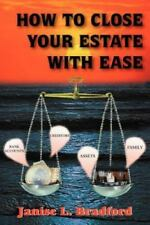 How to Close Your Estate with Ease (Paperback or Softback)
