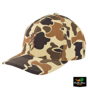 NEW BROWNING CUPPED UP SNAP BACK CAP BUCKMARK LOGO