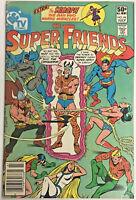 SUPER FRIENDS#46 FN/VF 1981 DC BRONZE AGE COMICS