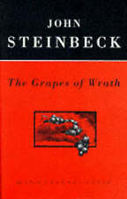"""""""VERY GOOD"""" The Grapes of Wrath, Steinbeck, John, Book"""