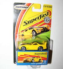 Matchbox Dodge Diecast Cars