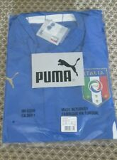 FIGC Italy home football shirt player issue jersey 2014 short sleeves Puma
