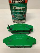 Honda Accord 89-97 Front Brake Pad Set DB1172 Ferodo Target NOS