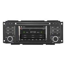 "In dash 4.3""HD Car DVD Stereo GPS Navi Radio Headunit for Jeep Dodge Chrysler"