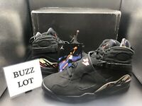 Nike Air Jordan 8 Playoffs Men's Size 13 Retro 2007 305381 061 Sneaker Bred