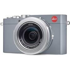 Leica-Lux TYP 109 Digital D Cámara 12.8 M/P-Gris Plata Sólido