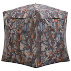 Barronett Blinds Prowler 200 Pop Up Hunting Blind Shelter, Bloodtrail Woodland <br/> FREE 1-3 DAY DELIVERY WITH HASSLE-FREE, 30-DAY RETURNS!