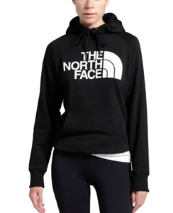 The North Face Women's Half Dome Pullover Hoody - TNF Black