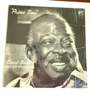 """Count Basie and His Orchestra """"Prime Time"""" LP"""