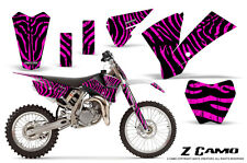 KTM SX85 SX105 2004-2005 GRAPHICS KIT CREATORX DECALS ZCAMO PNP
