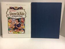 Disney - Snow White and the Seven Dwarfs Making Book & Ten Exclusive Lithographs