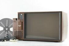 【EX+++++】 CHINON V-D 8mm SOUND MOVIE PROJECTOR  from Japan
