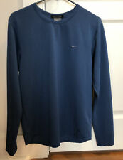Mens Blue Nike sphere shirt Size Medium