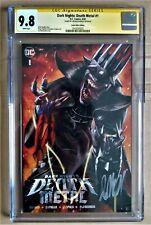 Dark Nights: Death Metal #1 Ian Macdonald Variant CGC SS 9.8 - Comic Mint DC