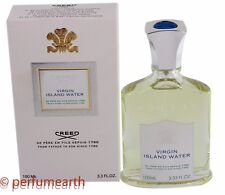 Creed Millesime Virgin Island Water 3.4/3.3oz.Edp Spray For Unisex New In Box