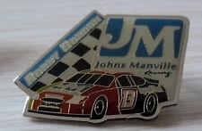 PIN'S COURSE USA NASCAR PILOTE ROBBY GORDON TEAM JM JOHNS MANVILLE RACING
