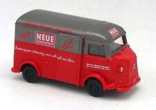 "Citroen Type H fourgon ""Neues Illsutrierte"" - Busch - Echelle 1/87 - Ho"