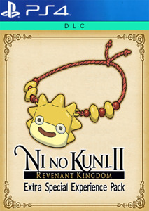 Ni No Kuni II 2 PS4 - Extra Special Experience / Sword Pack DLC - CD KEY EUROPE