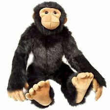 Large 85cm Chimp Soft Toy - Stuffed Animal Monkey Cuddly Toy - For All Ages