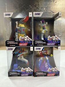 Transformers Zoteki Grimlock Megatron Starscream Optimus Prime LOT New