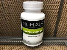 NuHair DHT Blocker For Men & Women 60 Tablets Hair Rejuvenation Sealed Bottle