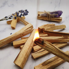 5 Stick Lot of Palo Santo Wood (Incense Smudging Cleansing Blessing)