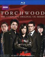 Torchwood: Complete Original UK Series [New Blu-ray] Gift Set, Widescreen