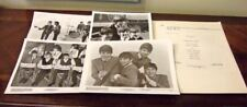 1981 Beatles A Hard Day's Night press kit