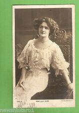 #N.   1906 LADY POSTCARD -   MISS  LILY  ELSIE