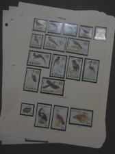 EDW1949SELL : MALAWI Beautiful collection of all VFMNH Birds & Animals. Cat $287