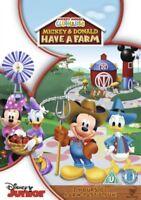 Nuovo Mickey Mouse Clubhouse - Mickey & Donald Avere Un Fattoria DVD