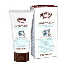 Hawaiian Tropic Sensitive Skin Body Protective Sun Lotion SPF 50 90ml Y300838900