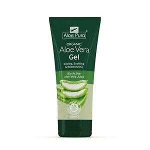 1 Pack of Aloe Pura Skin Treatment - Aloe Vera Organic Gel - 200ml