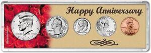 Happy Anniversary Coin Gift Set, 2007