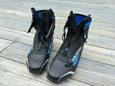 Salomon cross country ski boots RC Skate size 42 NEW