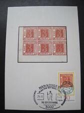 BRD,Bund Maximumkarte MiNr. 981 Sonderstempel (B 089)