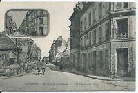 CPA 02- SOISSONS - La rue St-Christophe