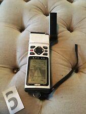 Garmin Gps 45 Handheld Navigator Water Resistant Marine. used condition.