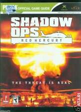 Shadow Ops : Prima Official Game Guide by Prima Temp Authors Staff (2004, Pap...