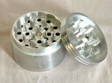 Grinder Herbal Spice Aluminum With Scoop  Magnetic 2.5