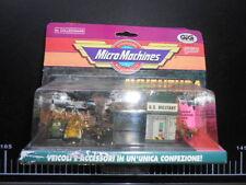 Micro Machines Deluxe Veicoli Accessori Space Galoob GiG MicroMachines
